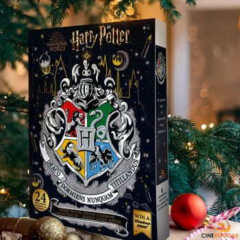 Harry Potter - Adventskalender 2020 - Christmas in the Wizarding World