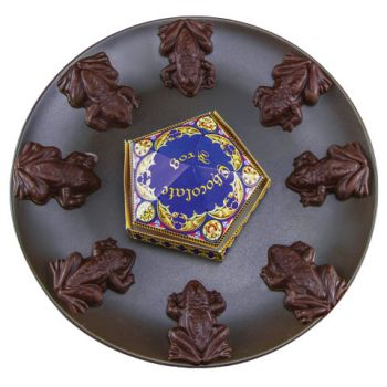 Harry Potter - Schokofrosch - Pralinen-Form