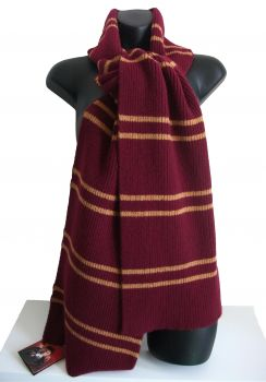 Harry Potter - Original Filmschal Gryffindor - Lammwolle
