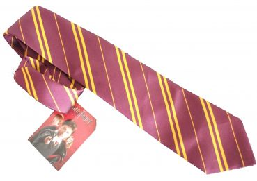Harry Potter - Original Filmkrawatte Gryffindor