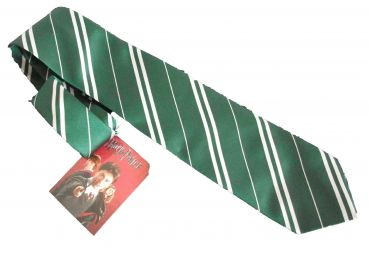 Harry Potter - Original Filmkrawatte Slytherin