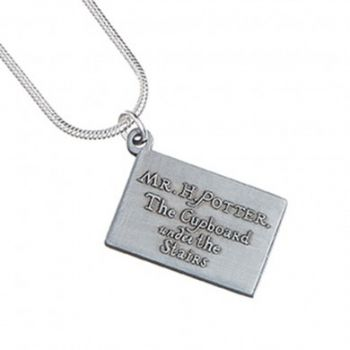 Harry Potter - Halskette   Anhänger - Aufnahmebrief b15a84a301