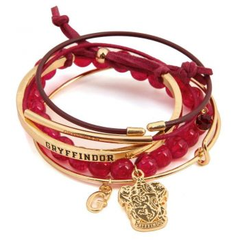 Harry Potter - Arm Party Armbänder - Gryffindor