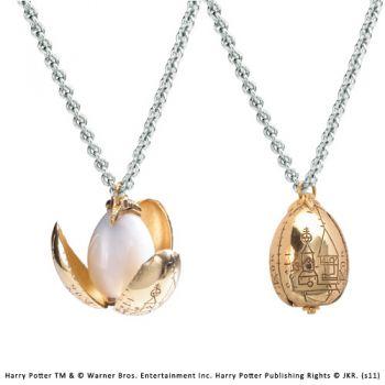 Sieben Königslande - Harry Potter - Halskette mit Goldenem Ei 25c9433c81