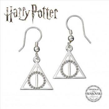 Harry Potter - Swarovski - Heiligtümer des Todes Ohrringe 908b45bdfa