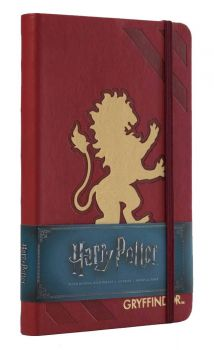 Harry Potter - Notizbuch A5 - Gryffindor New Design