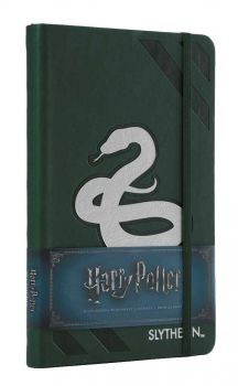 Harry Potter - Notizbuch A5 - Slytherin New Design