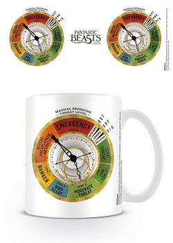 Phantastische Tierwesen - Tasse - Threat Level
