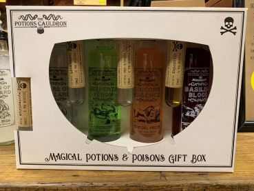 The Potions Cauldron - Poison & Potions Geschenkset