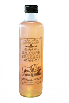 The Potions Cauldron - Unicorn Essence -  Tropical Fruit Twist Flavoured Drink (250ml)