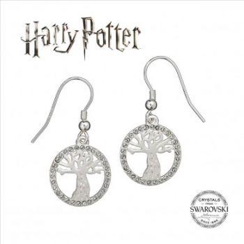 Harry Potter - Swarovski - Peitschende Weide Ohrringe d85a3aeed4