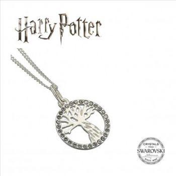 Harry Potter - Swarovski - Peitschende Weide Halskette ae4de0ed07