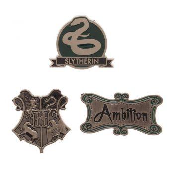 Sieben Konigslande Harry Potter Ansteck Buttons 3er Pack