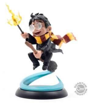 Harry Potter - Q-Fig Figur - Harry´s Erster Flug (10 cm)