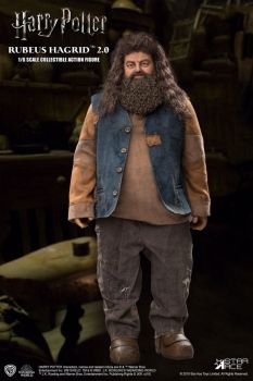 Harry Potter - My Favourite Movie Actionfigur 1:6 - Rubeus Hagrid 2.0 (40cm)