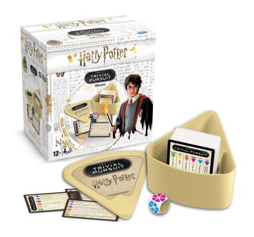 Harry Potter - Brettspiel - Trivial Pursuit
