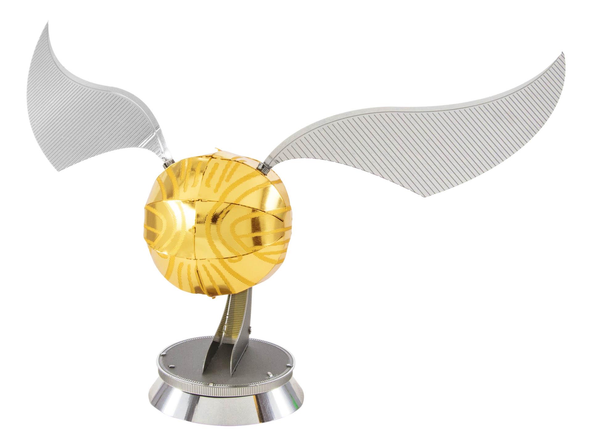 sieben k nigslande harry potter metal earth goldener. Black Bedroom Furniture Sets. Home Design Ideas