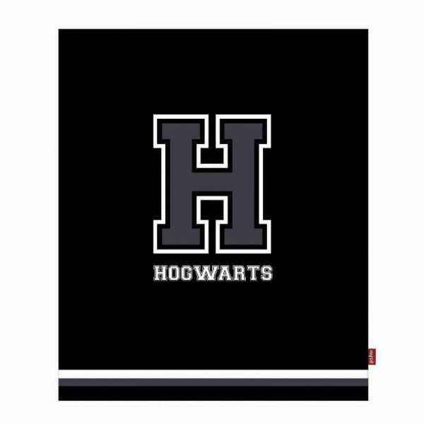 Harry Potter - Decke - H for Hogwarts (125 x 150 cm)