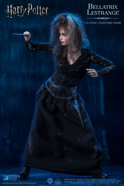 Harry Potter - My Favourite Movie Actionfigur 1:6 - Bellatrix Lestrange (30 cm)