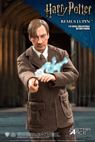 Harry Potter - My Favourite Movie Actionfigur 1:6 - Remus Lupin Deluxe Version (30cm)