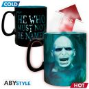 Harry Potter - Tasse mit Thermoeffekt - Voldemort